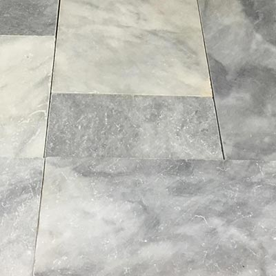 Bardiglio Flagstone Pavers Swatch