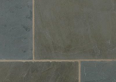 Bluestone Full Color, Natural Cleft