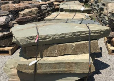 "Colonial Bluestone Stone Steppers 5"" - 8"" Thick Image 2"