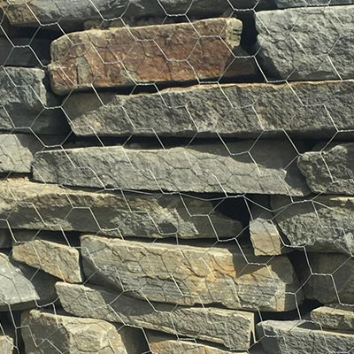 Colonial Natural Stone Walls Swatch