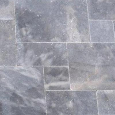 Conrad Gray Flagstone Pavers Swatch