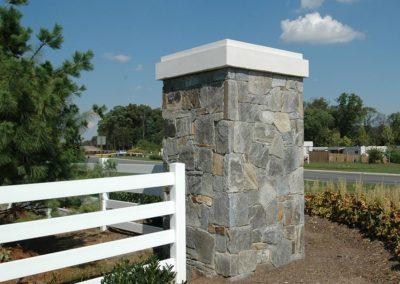 Dove Gray Mosaic Building Stone Image 3