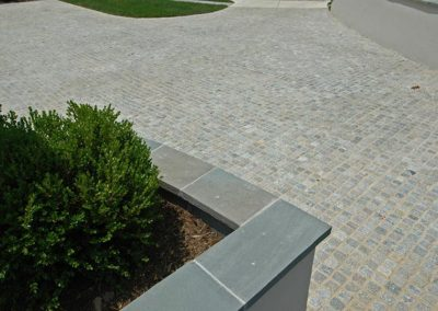 Granite Gray Cobblestone Rock Image 2