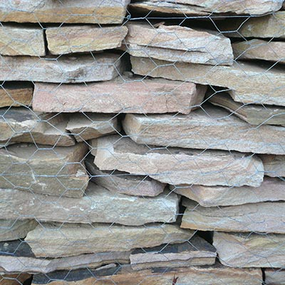 Mountain Laurel Natural Stone Walls Swatch