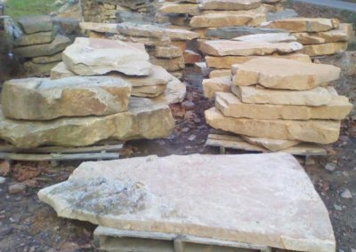 Southern Crème Stone Steppers Image 3