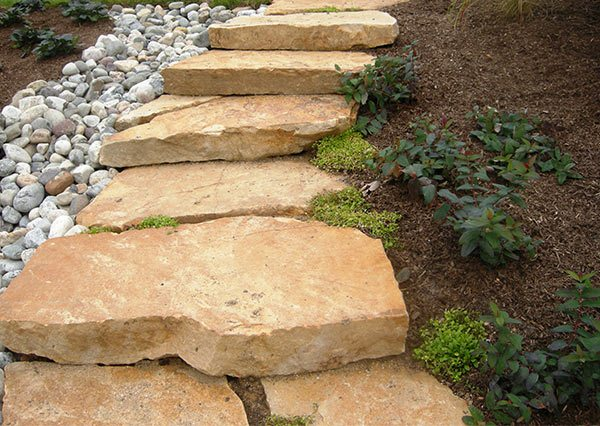 Stone Steppers