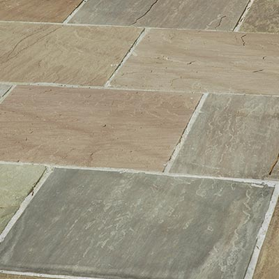Tanglewood Patterned Flagstone Swatch