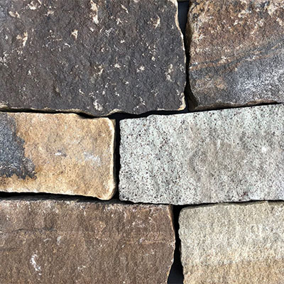 Baja Brown Ledgestone