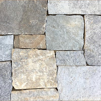 Bethel Park Handcrafted Thin Stone Veneer Swatch