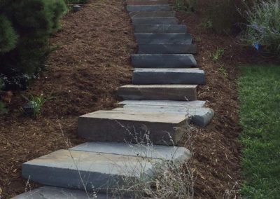 Bluestone Guillotined Stone Steps Image 1