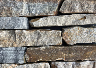 Crystal Creek Ledgestone-Natural Facing