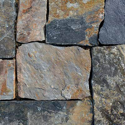 Safe Harbor Handcrafted Natural Thin Stone Swatch